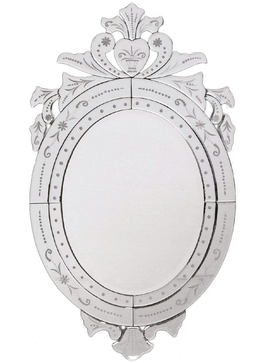 espelho veneziano decorativo para quarto e banheiro